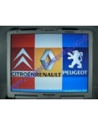 Dealer-level Diagnostics and Programming for Citroen, Renault and Peugeot vehicles